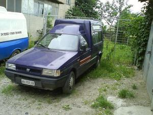 Fiat Fiorino 1998 photo - 2