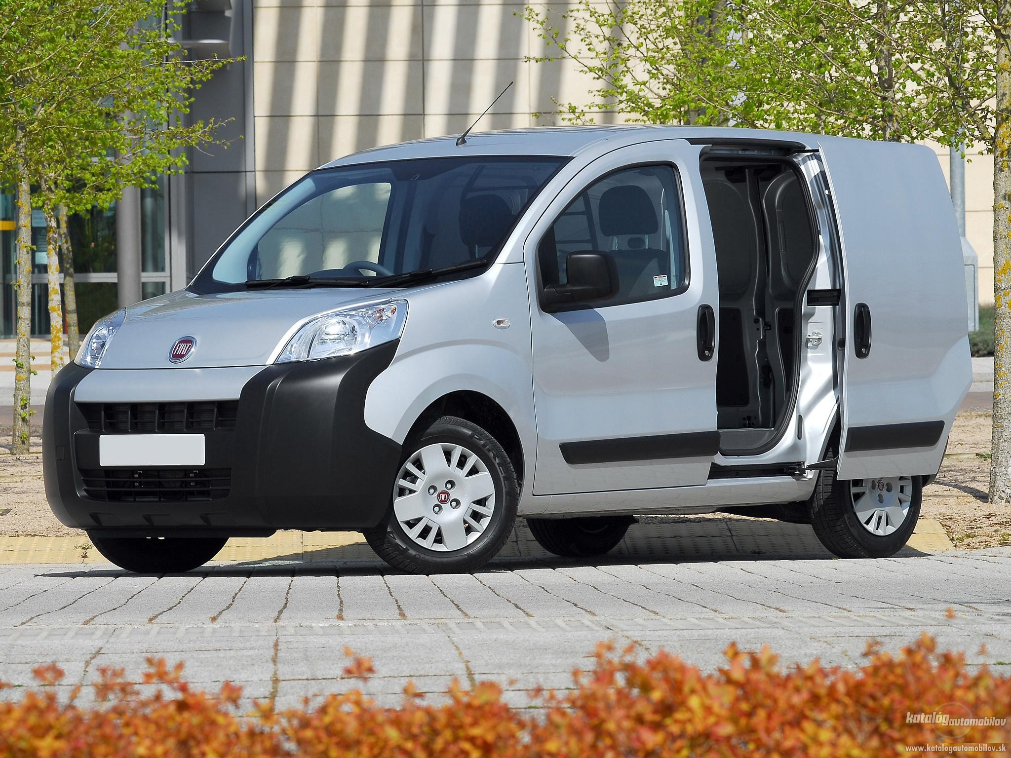 Fiat Fiorino 2000 photo - 3