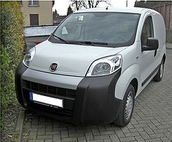 Fiat Fiorino 2001 photo - 2