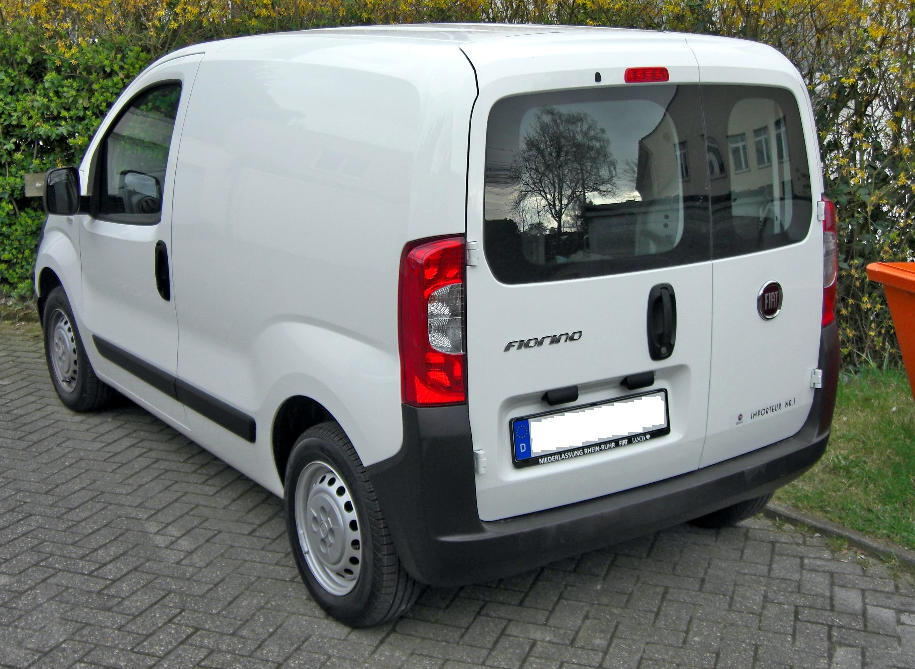 Fiat Fiorino 2007 photo - 1