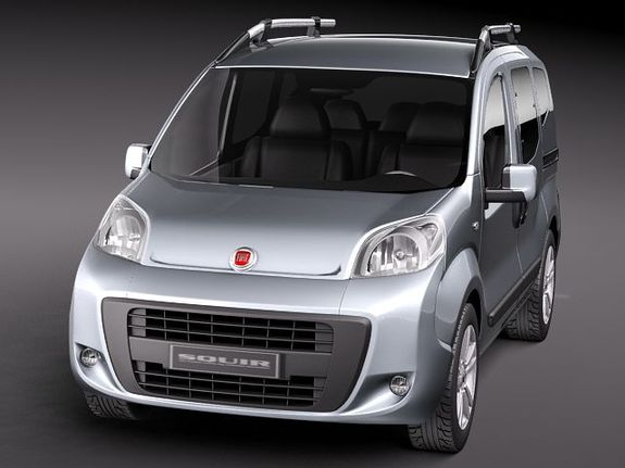 Fiat Fiorino 2011 photo - 1