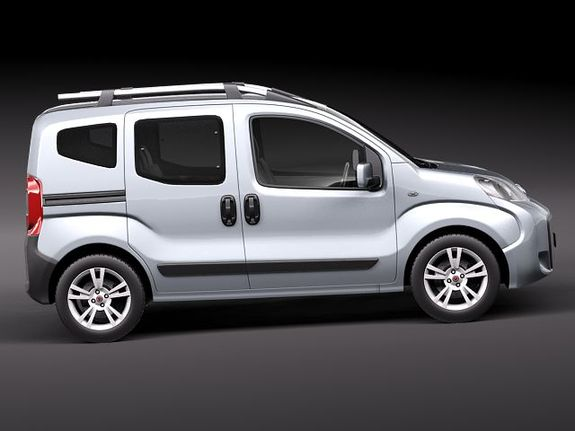 Fiat Fiorino 2011 photo - 2