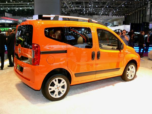 Fiat Fiorino 2011 photo - 3