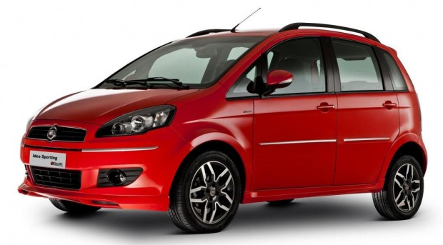 Fiat Idea 2011 Review Amazing Pictures And Images Look At The Car