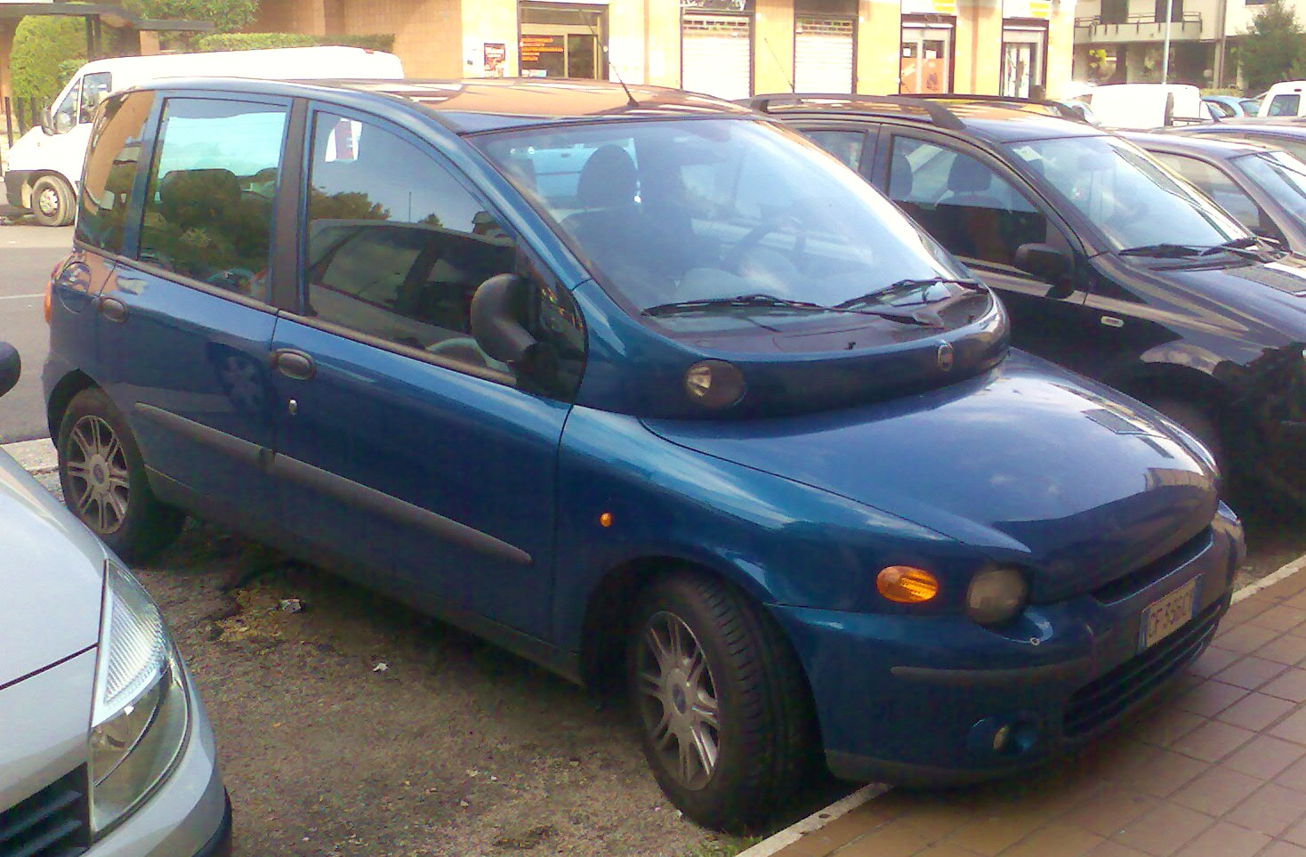 Fiat multipla 2009 photo - 2