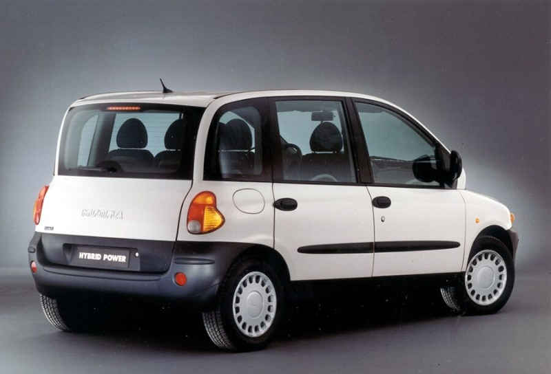 Fiat Multipla 2014 photo - 1