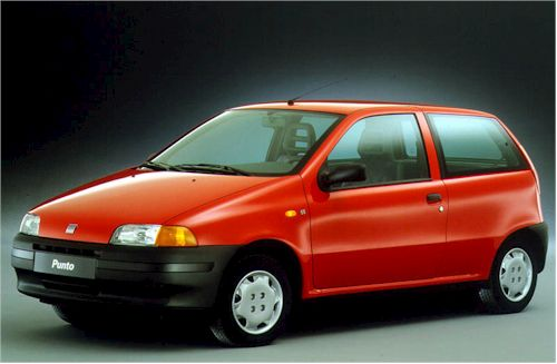 fiat punto 1995 review amazing pictures and images look at the car. Black Bedroom Furniture Sets. Home Design Ideas