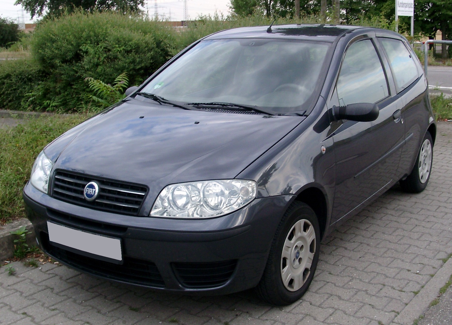 fiat punto 2008 review amazing pictures and images look at the car. Black Bedroom Furniture Sets. Home Design Ideas