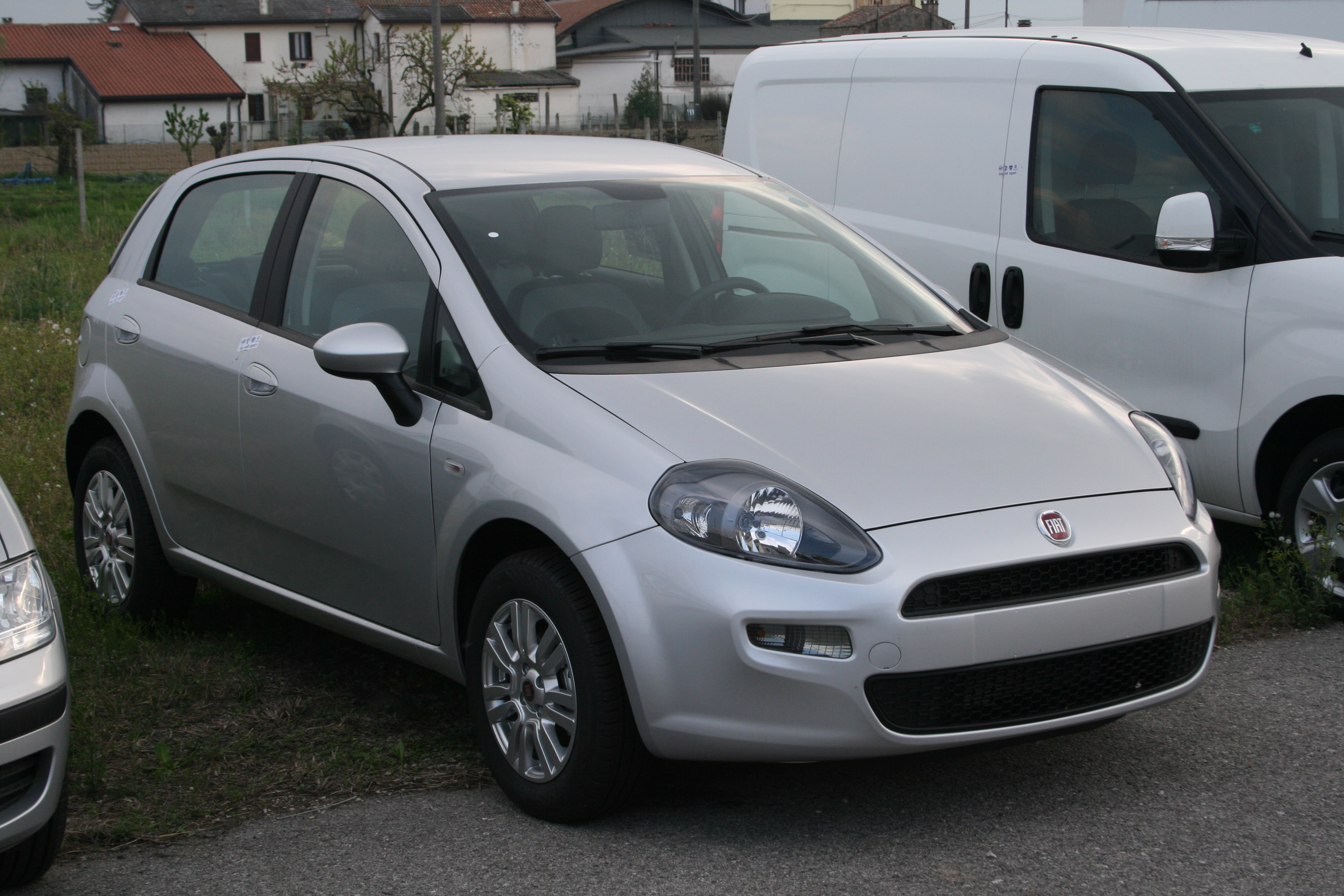 fiat punto 2012: review, amazing pictures and images – look at the car