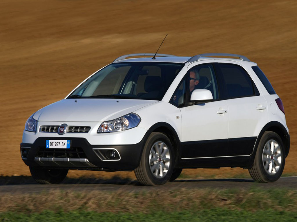 Fiat Sedici 2014 photo - 1