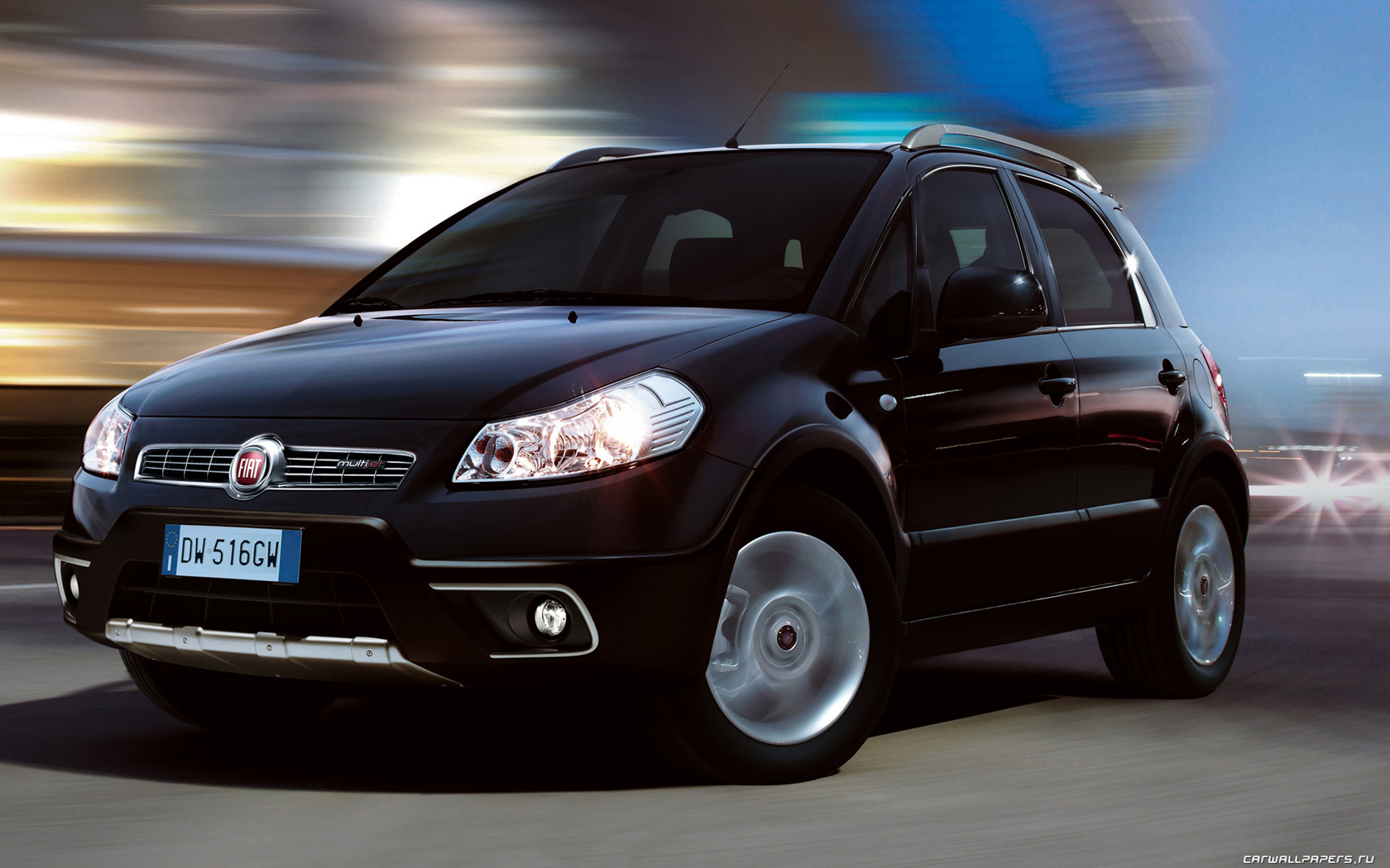 Fiat Sedici 2014 photo - 2