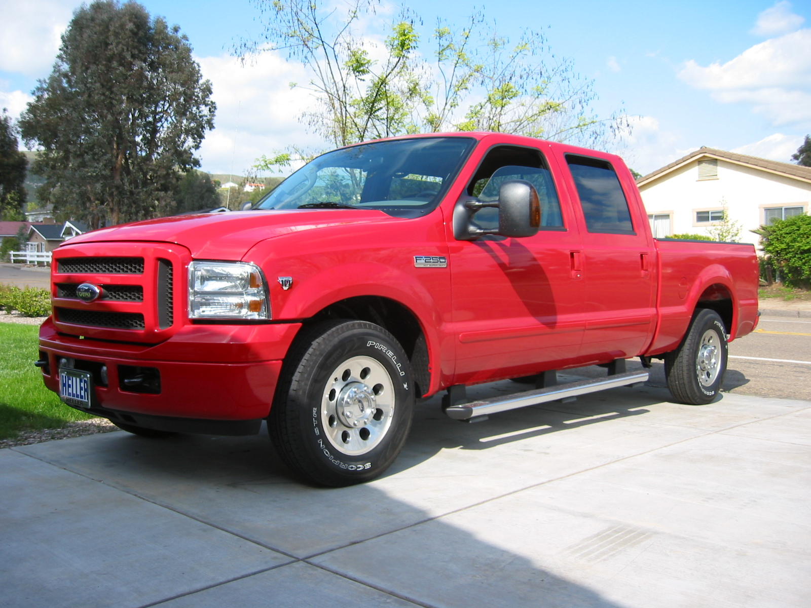 Ford 250 2000 photo - 2