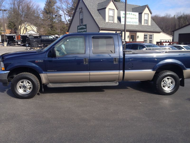 Ford 250 2003 photo - 3