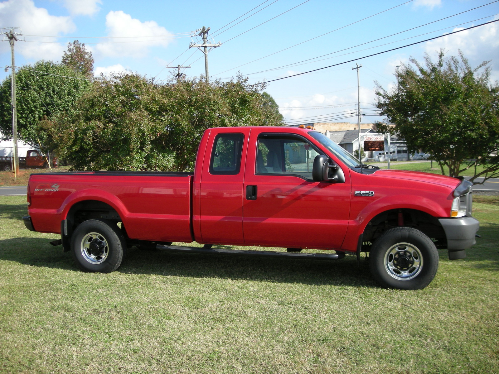 Ford 250 2003 photo - 8