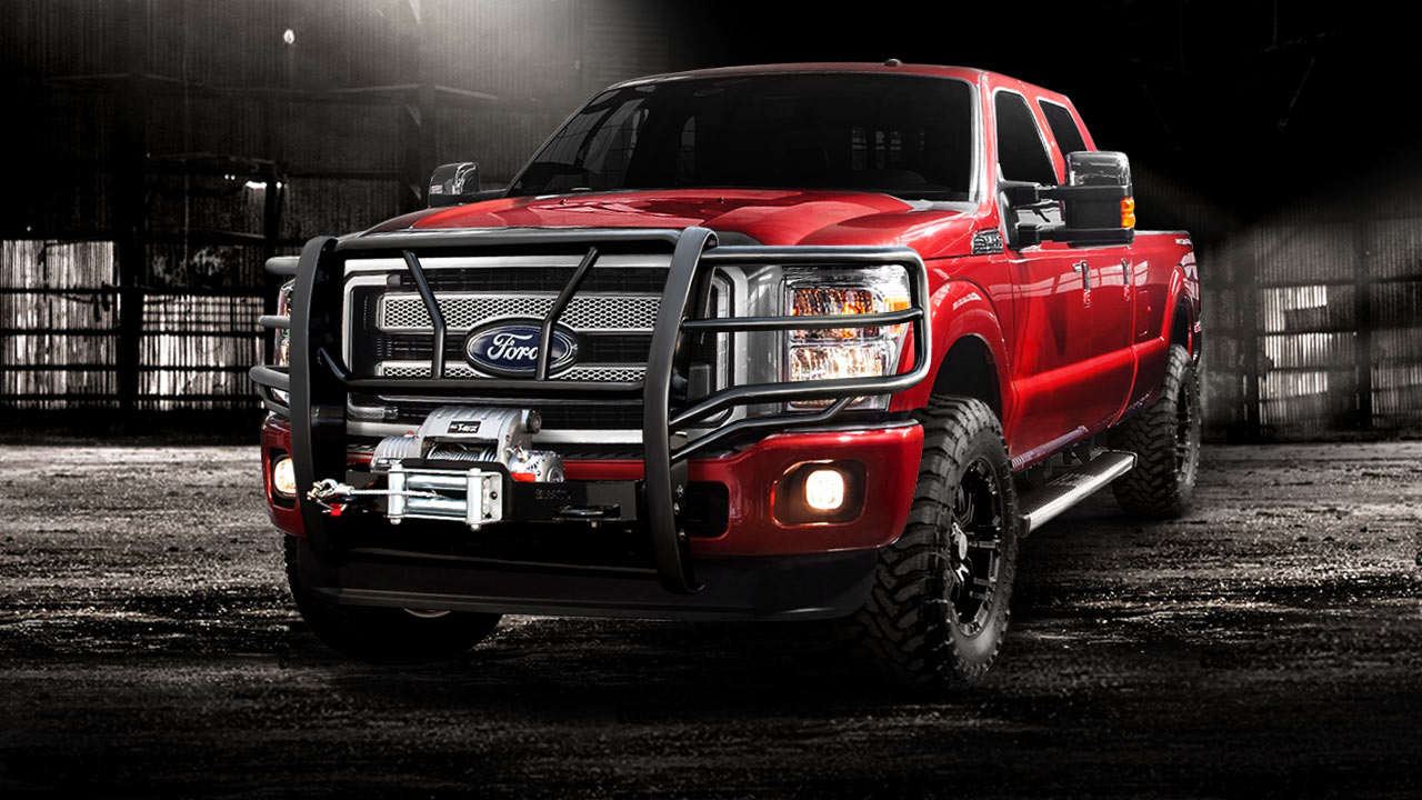 Ford 250 2004 photo - 1