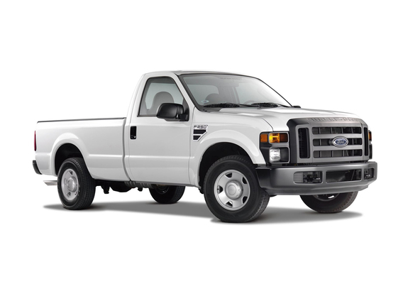 Ford 250 2007 photo - 5