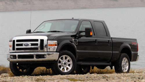 Ford 250 2009 photo - 5