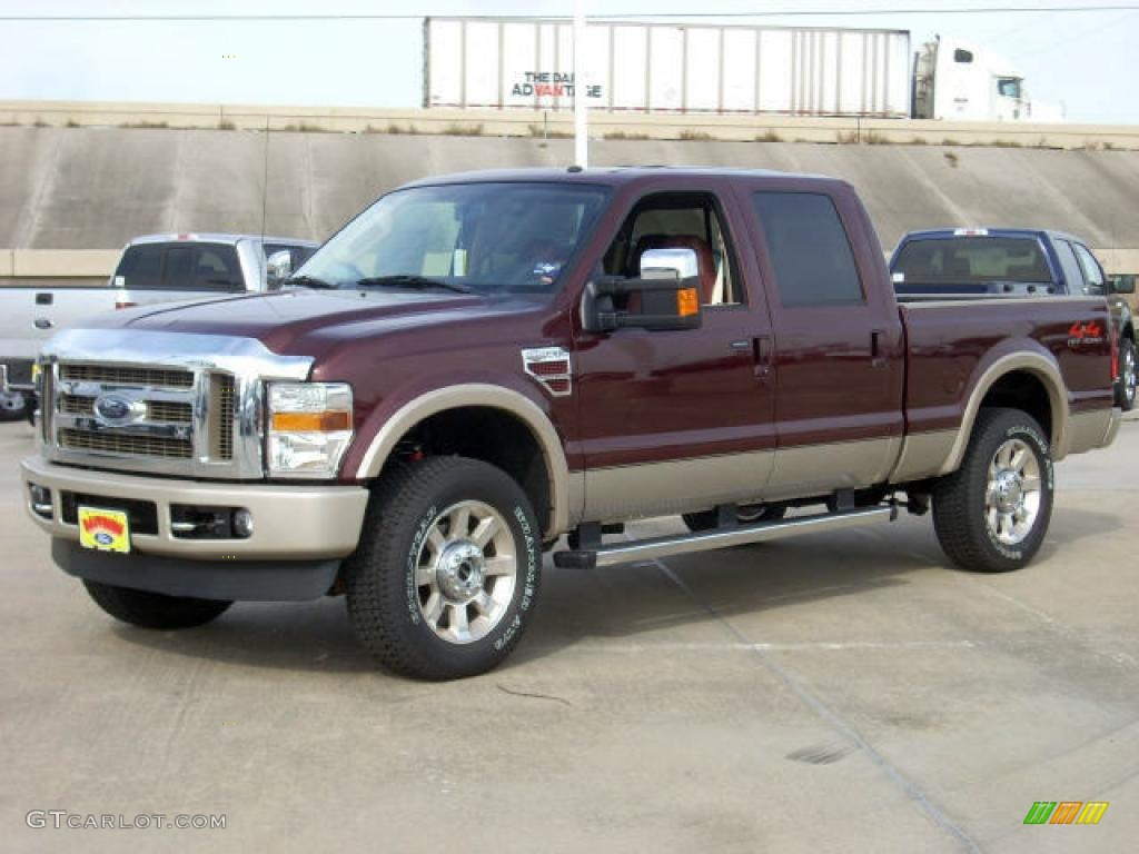 Ford 250 2009 photo - 7