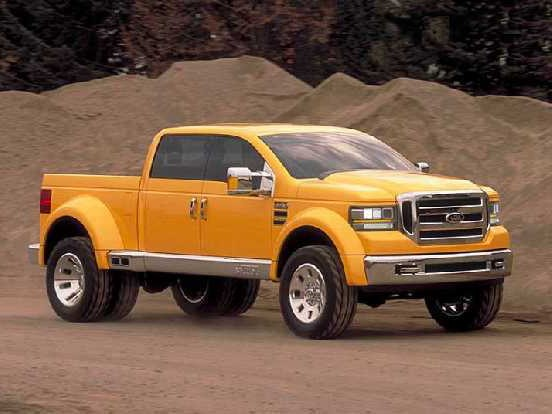 Ford 350 2002 photo - 4