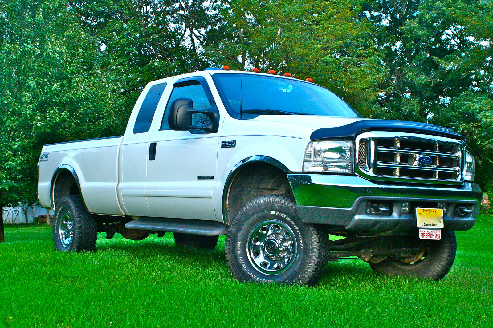 Ford 350 2002 photo - 8