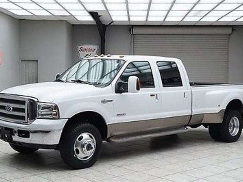 Ford 350 2005 photo - 7