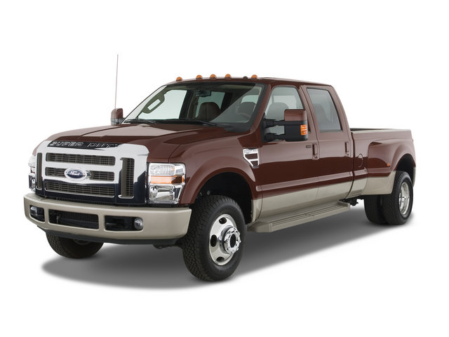 Ford 350 2008 photo - 7