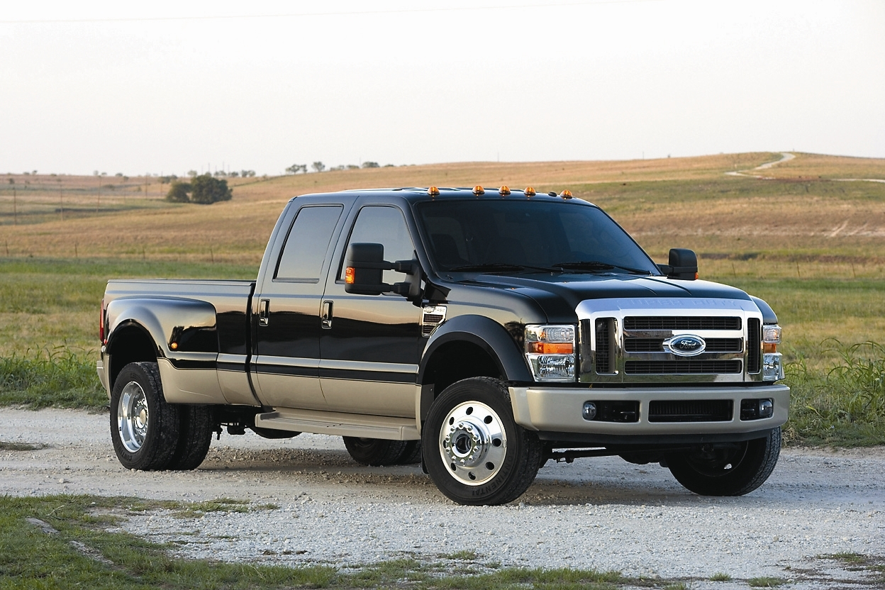 Ford 350 2008 photo - 8