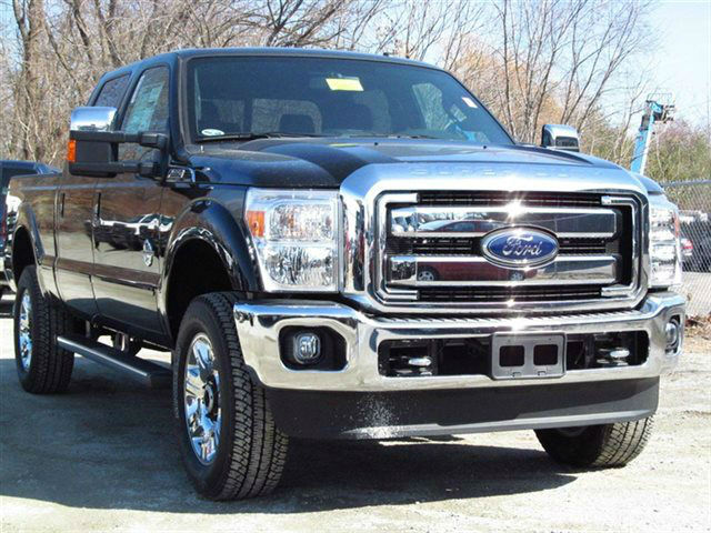 Ford 350 2014 photo - 6