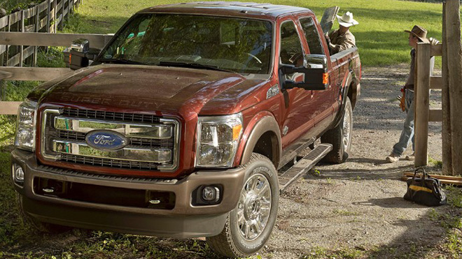 Ford 350 2015 photo - 1