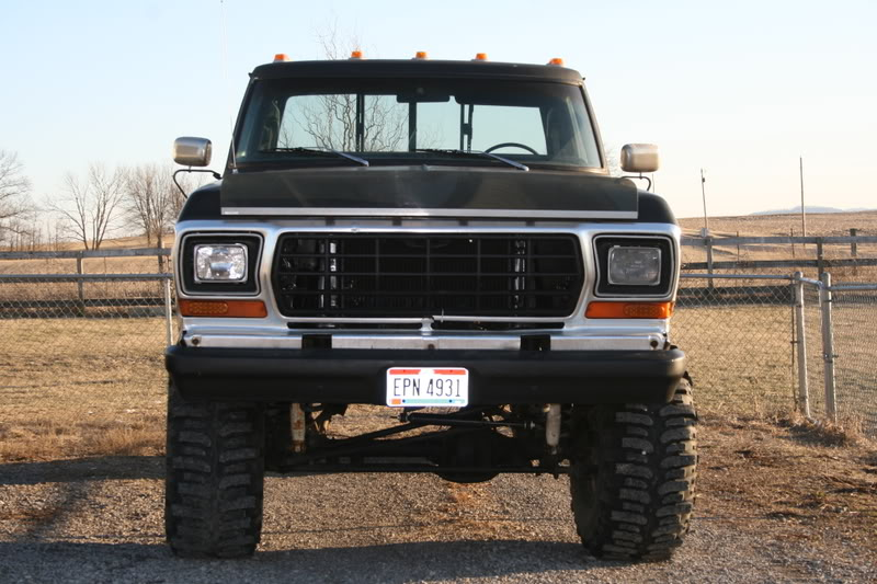 Ford 4x4 1979 photo - 10