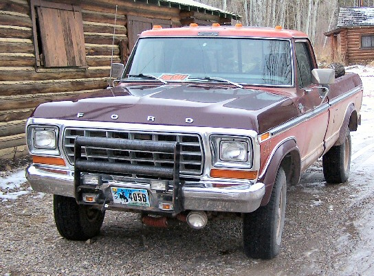 Ford 4x4 1979 photo - 4
