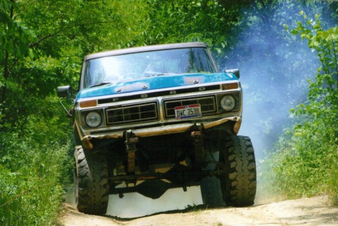 Ford 4x4 1979 photo - 5