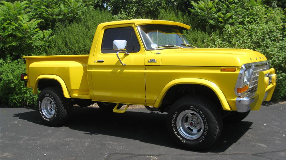 Ford 4x4 1979 photo - 6