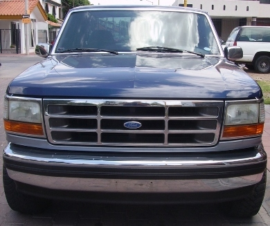 Ford 4x4 1995 photo - 3