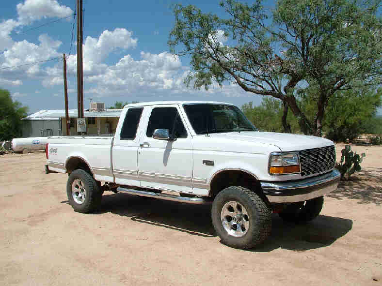 Ford 4x4 1995 photo - 7
