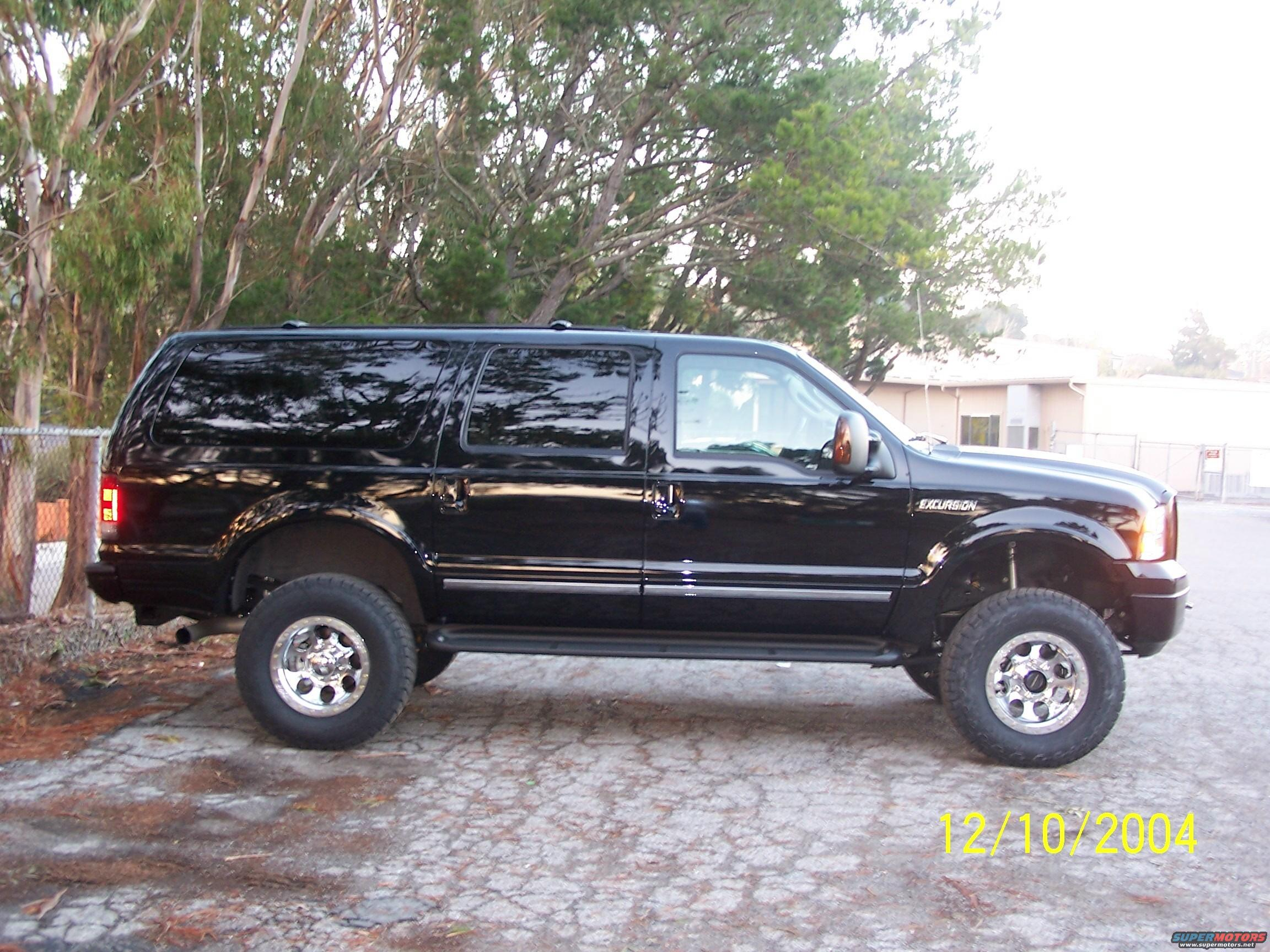 Ford 4x4 2005 photo - 2