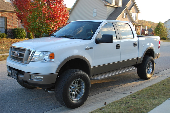 Ford 4x4 2005 photo - 5