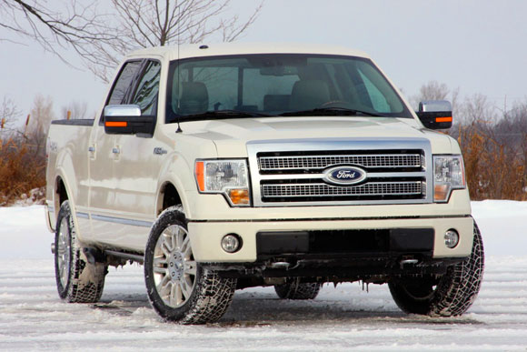 Ford 4x4 2010 photo - 2