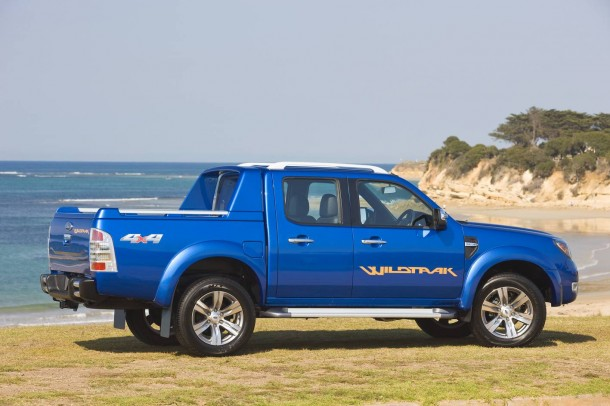 Ford 4x4 2010 photo - 7