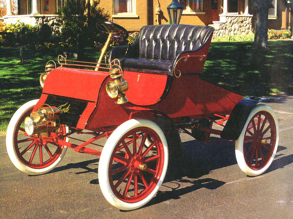 Ford a 1903 photo - 1