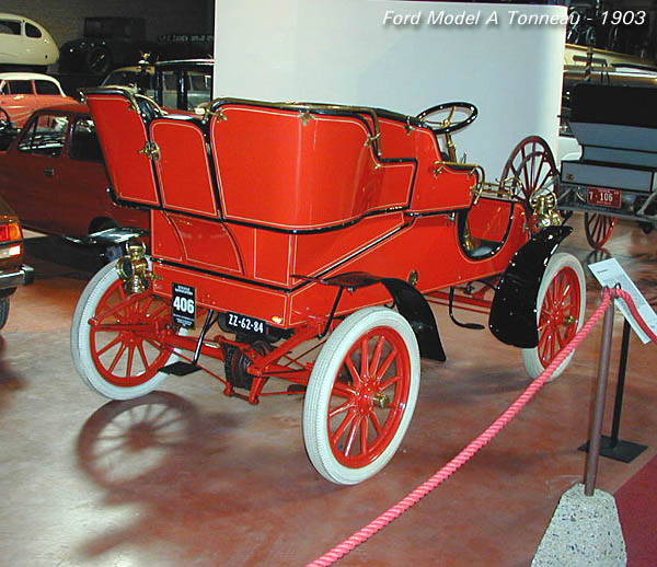 Ford a 1903 photo - 8