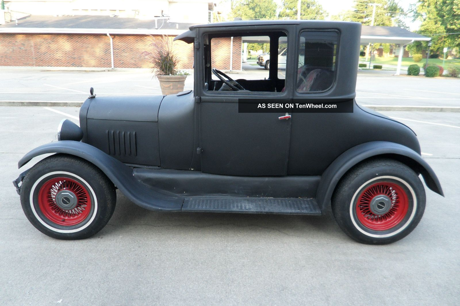 Ford a 1927 photo - 4