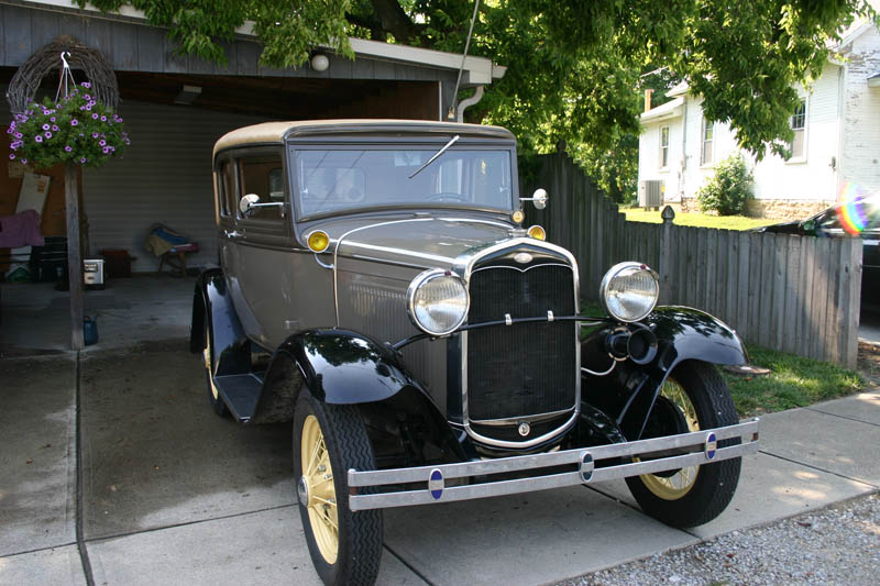 Ford a 1931 photo - 1