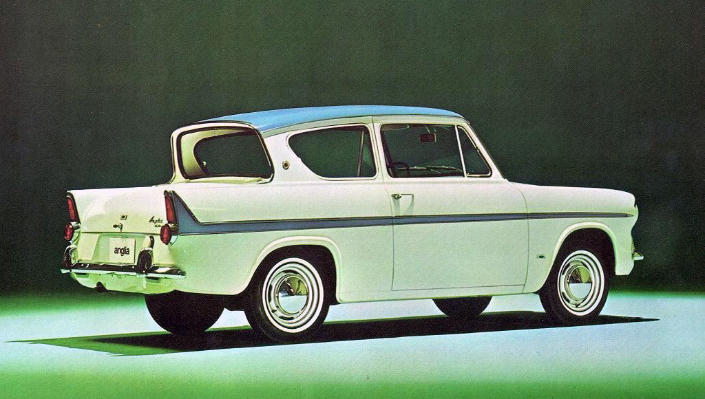 Ford Anglia 1959 photo - 1