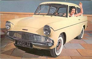 Ford Anglia 1959 photo - 7