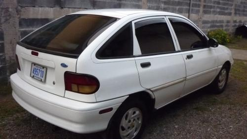 Ford aspire 1996 photo - 1