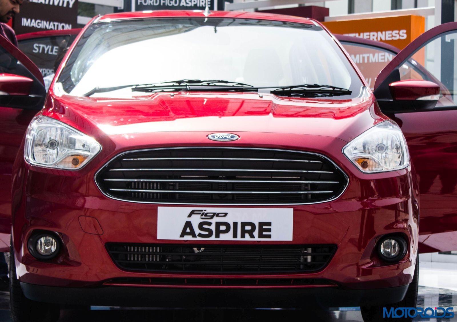 Ford aspire 2015 photo - 4