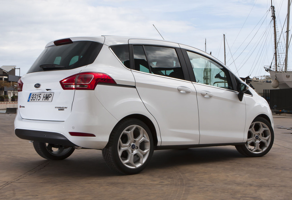 Ford b max 2015 review amazing pictures and images look at the car