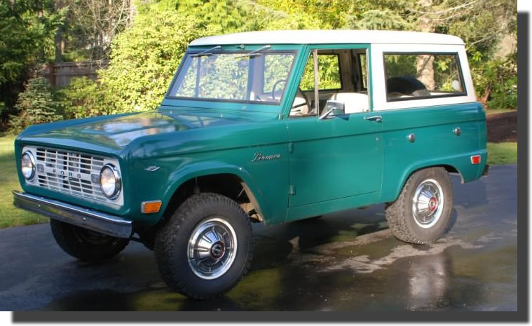 2015 Ford Excursion >> Ford Bronco 1965: Review, Amazing Pictures and Images – Look at the car