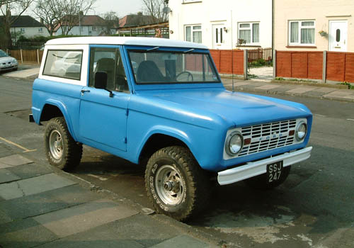 Ford Bronco 1965 Review Amazing Pictures And Images